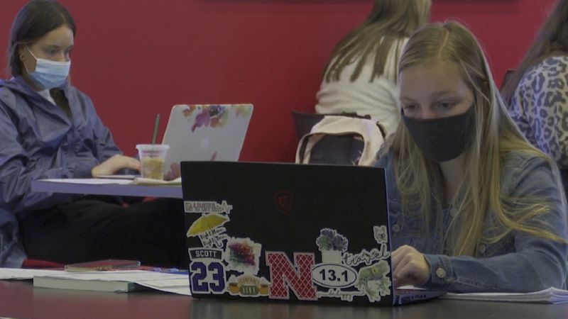 Right now, students are preparing for final exams ahead of a nine week winter break.