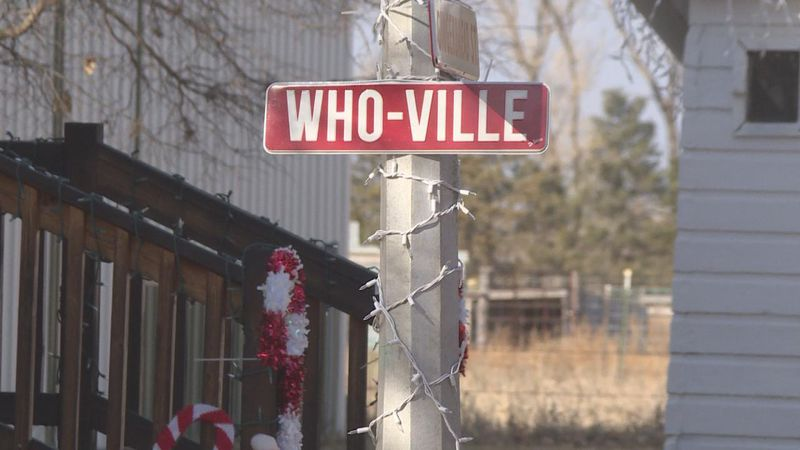 The Christmas Village Drive-Thru takes center stage the first week of December at the Lincoln...