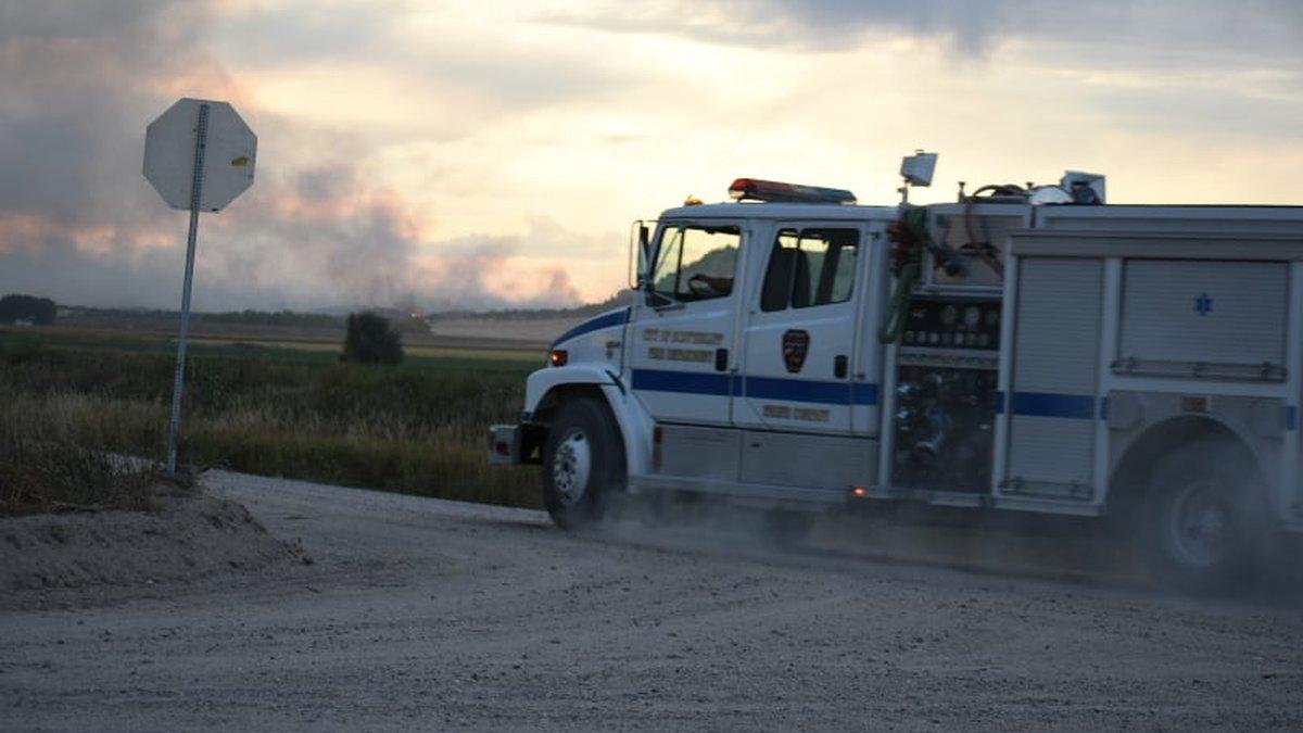 Western Nebraska Fire