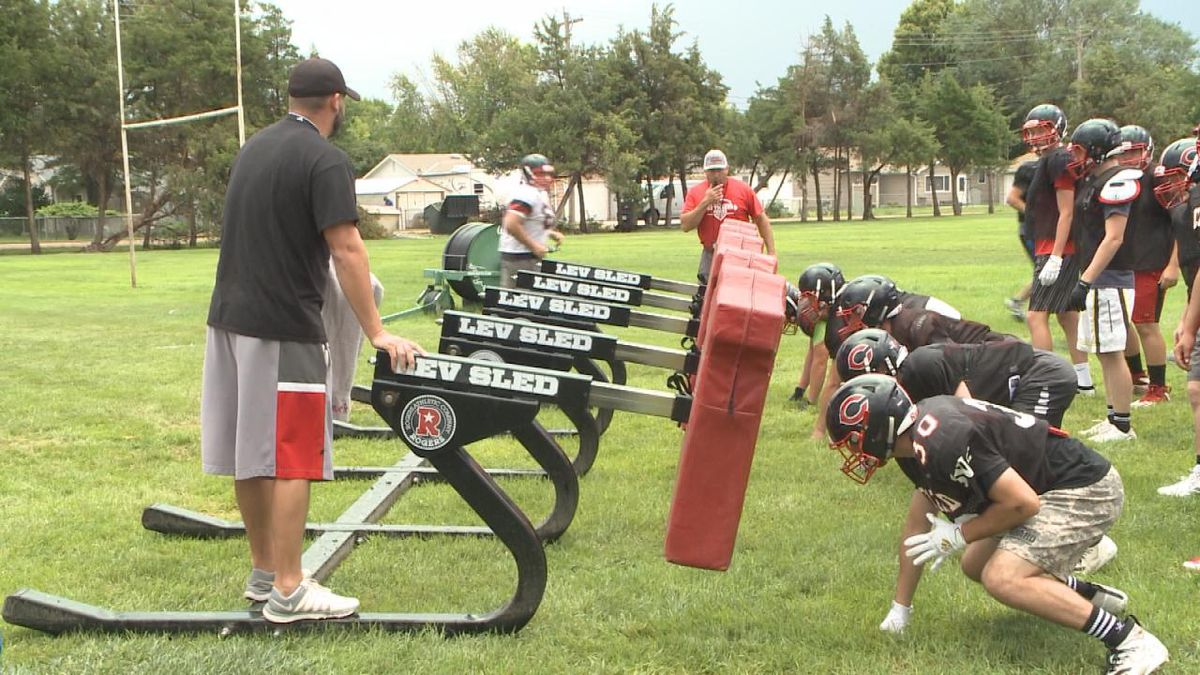 The Haymakers open their season on Aug. 30 with a game at Ord (Credit: Patrick Johnstone/KNOP-TV)