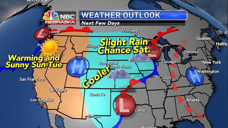KNOP WEATHER OUTLOOK 10-1-2021